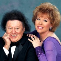Marty Allen and Karon Kate Blackwell