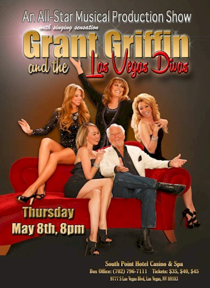 Grant Griffin and the Las Vegas Divas